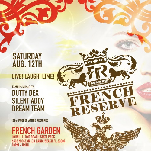 French Reserve Beach Party Mix By Dj Shaun 3.0