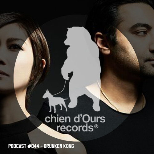 Chien d'Ours Podcast #044 - Drunken Kong