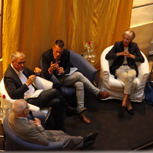 TALK Erhard Busek, Irmgard Griss, Lothar Lockl, Josef Kalina