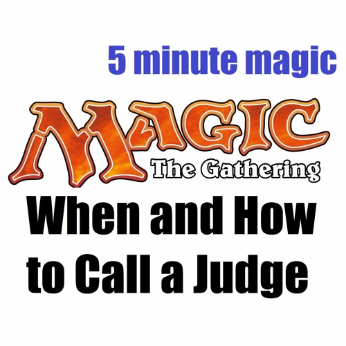 When and How to Call a Judge