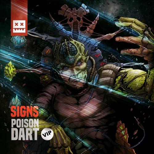 Signs - Poison Dart VIP (EatbrainLP002 - VIP)