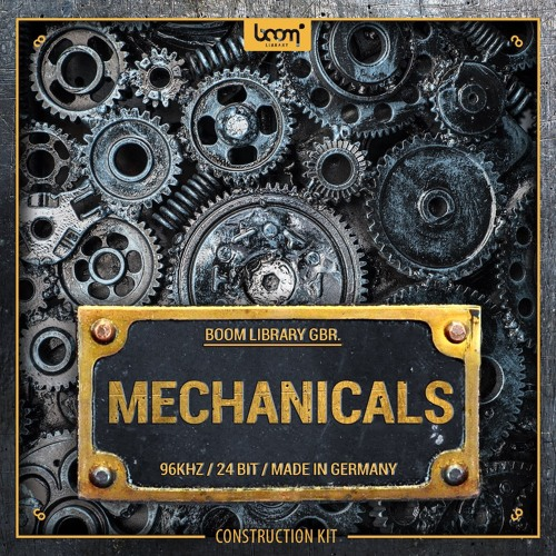 MECHANICALS Construction Kit