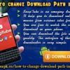 Procedure To Change Download Path in SnapTube .mp3