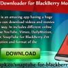 SnapTube Video Downloader for BlackBerry Mobiles
