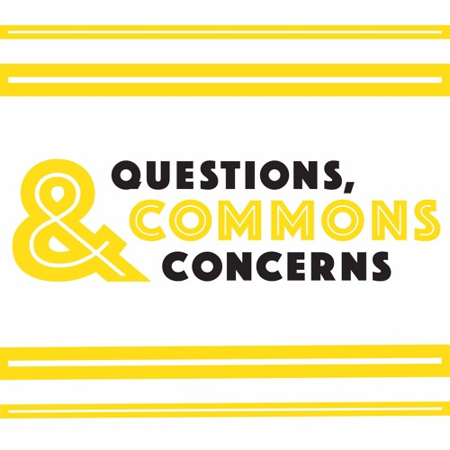 """Questions, Commons & Concerns S01E04 - """"Welcome Week"""""""