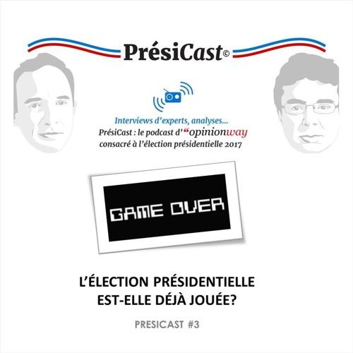PrésiCast #3 : L'élection présidentielle est-elle déjà jouée ?