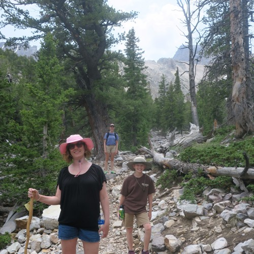 Episode 13: Great Basin National Park with Knox