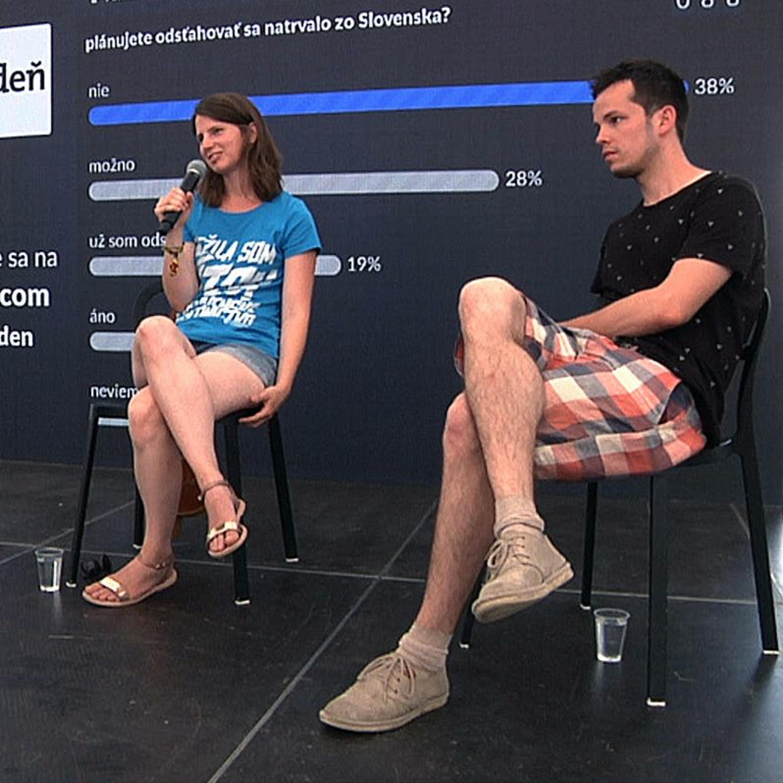 .pod lampou: Mladí ľudia, ktorí zmenia Slovensko