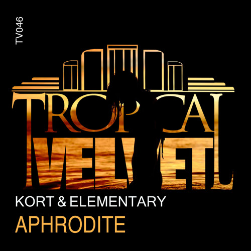 Premiere: KORT & Elementary 'Aphrodite' - Tropical Velvet