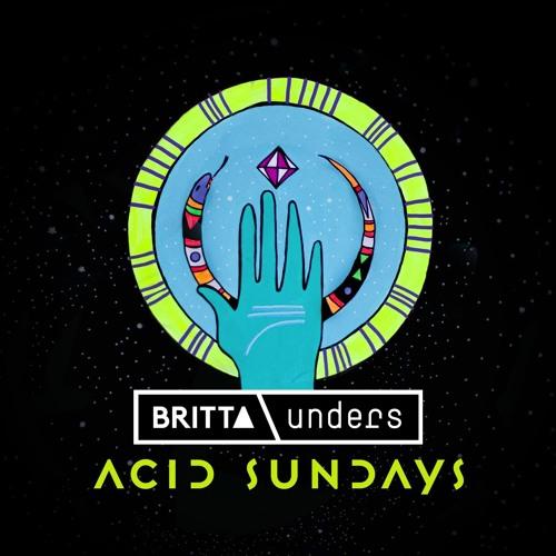 Britta Unders @ acid sundays ibiza