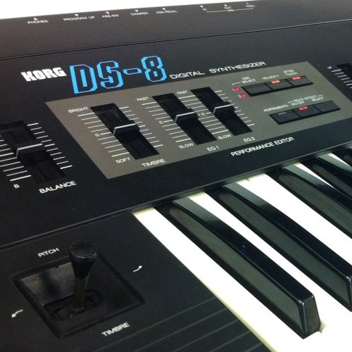 1986 KORG DS-8 New Sound Patches