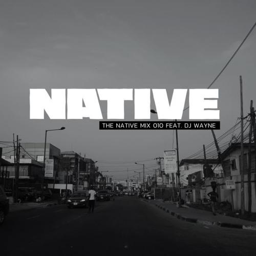 NATIVE MIX 010: DJ WAYNE