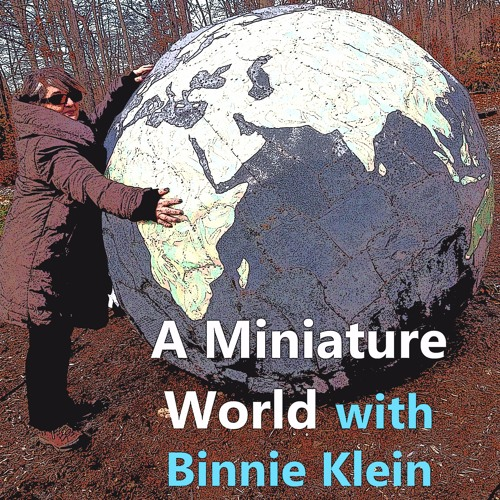 A Miniature World - Binnie Klein with Author Danny Goldberg