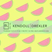 Kendoll - Exclusive Mix - Beat Lab Radio 156