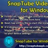 SnapTube Video Downloader For Windows Phone