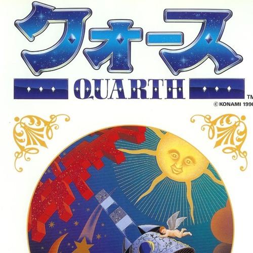 QUARTH MSX BGM