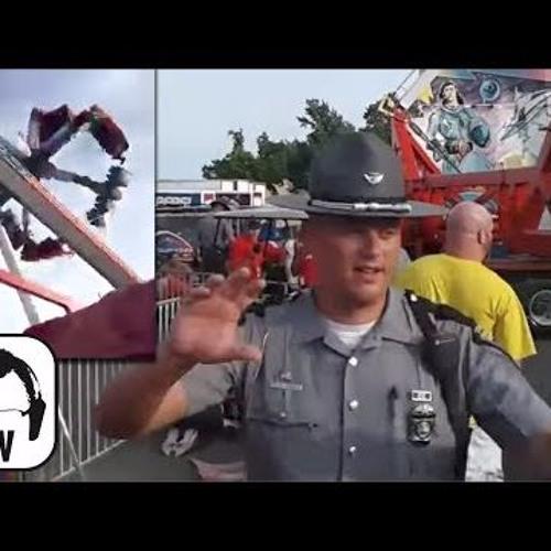 "7.27.2017: Ohio State Fair ""Fireball"" (Hoax?) + MN Shooting, Awan & DWS"