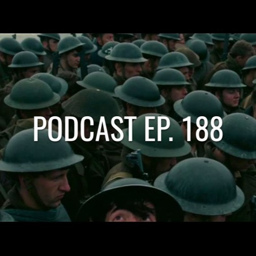Podcast ep. 188: Dunkerque, Planeta de los Simios, trailers SDCC17