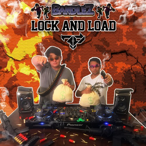 Bandlez - The Heist Promo mix [FIREPOWER'S LOCK & LOAD SERIES VOL. 49]