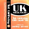 Club UK Midlands: 1st Birthday (Part I)