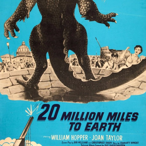 Episode 15- 20 Million Miles to Earth: 60th Anniversary Special