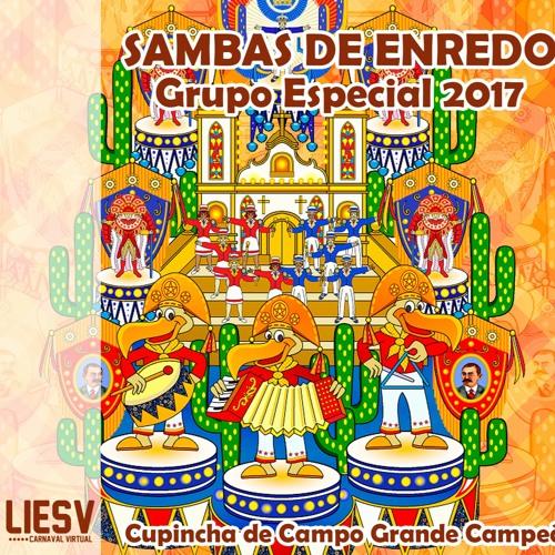 CD Sambas de Enredo - LIESV Grupo Especial 2017
