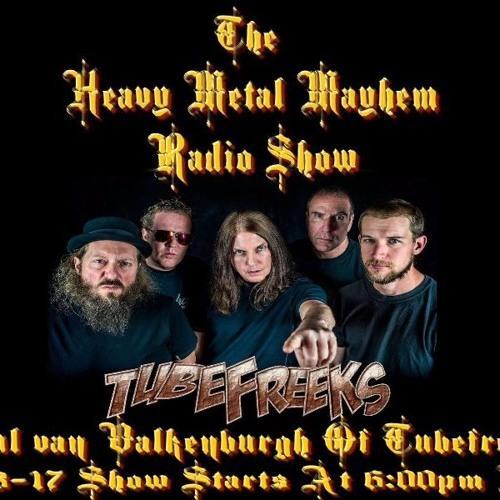 Paul van Valkenburgh - Interview With Mike Catricola from Heavy Metal Mayhem Radio Show