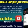 How To Download SnapTube Application On iPhone