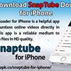 How To Download SnapTube Downloader For iPhone