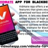Download Vidmate App For Blackberry Phones