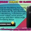 How To Download Vidmate on Blackberry Device?