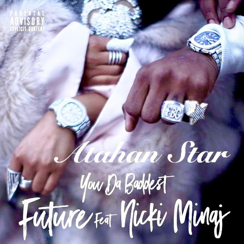 1a8c7471814c4 You Da Baddest Nicki Minaj