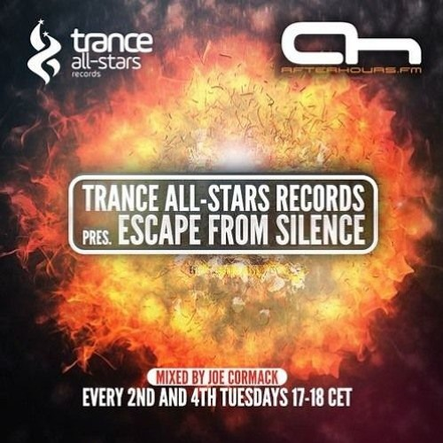 Escape From Silence #181 (July 25 2017, Afterhours.fm)
