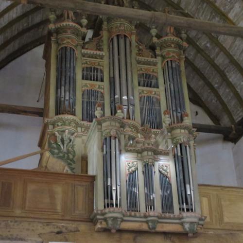 Vincent Paulet Entrée (Messe)