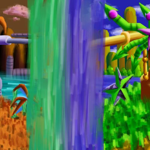 Palmtree Panic (Present) - Sonic Mania Remix by TC on