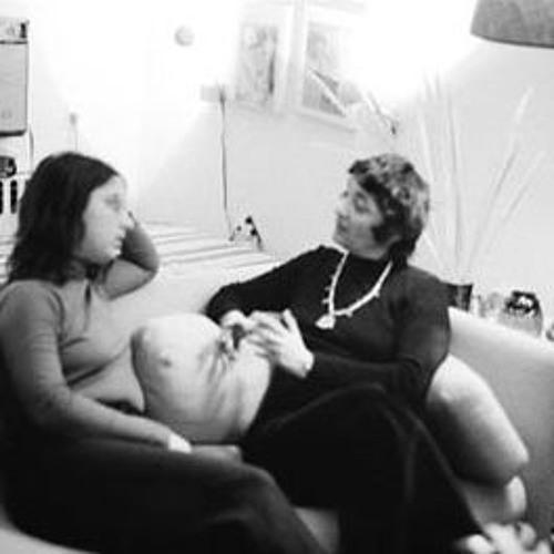 Chana interviews her mother Gloria on the radio