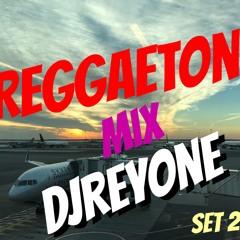 REGGAETON MIXED BY (DJREYONE)