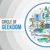 Circle of Geekdom Podcast- Divine Misfortune- Fortnite- Top 3 Albums of All Time