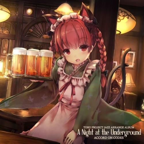 【C92】A Night at the Underground【東方ジャズCD】