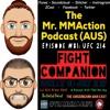 Episode #81 - UFC 214 Fight Companion