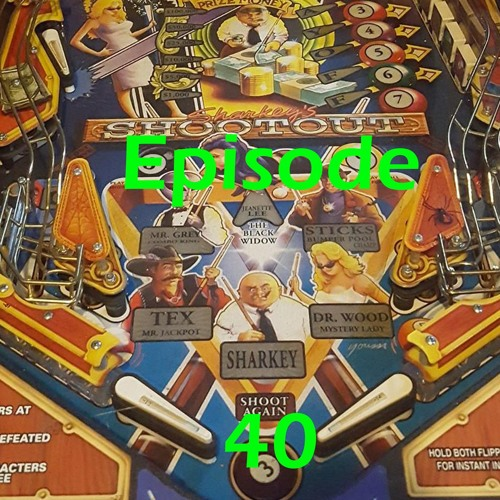 Episode 40 - Nukes and Cue Balls! by Eclectic Gamers Podcast | Free
