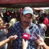 Alcalde chavista Víctor Julio González desesperado porque nadie vota en la constituyente