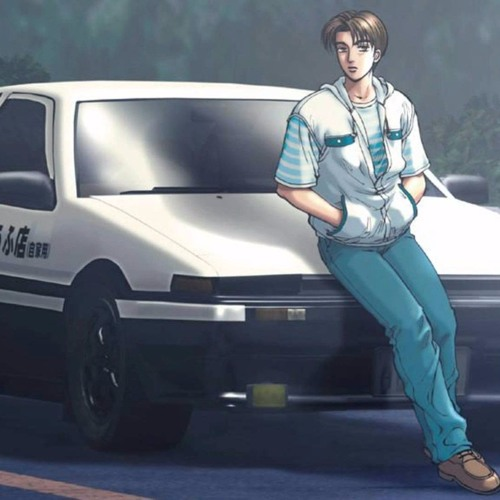Initial D Forever Young HD