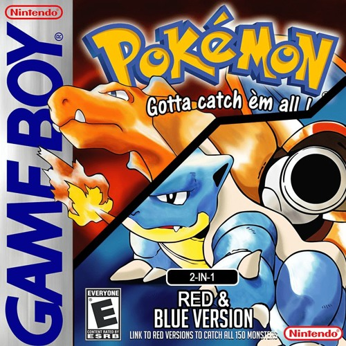 Episode 94: Pokémon Red and Blue ft. Thatch