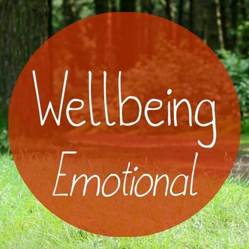 Wellbeing: Emotional - Adrian Hurst