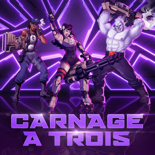 Agents Of Mayhem Theme (Carnage A Trois Mix)