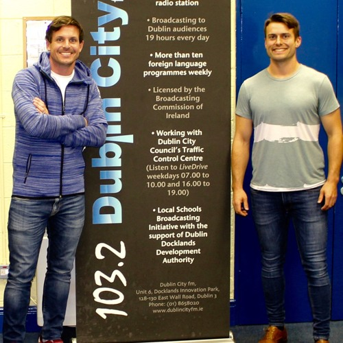 Healthy Living 31st of July 2017 - Niall Horgan Gym+Coffee Athleisure Clothing
