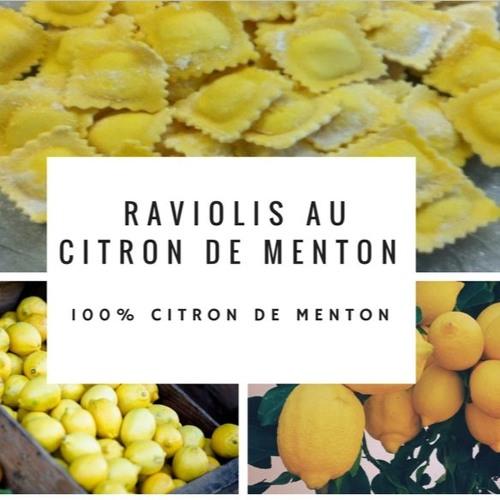Les Raviolis au Citron de Menton (ft.Luisa Delpiano)