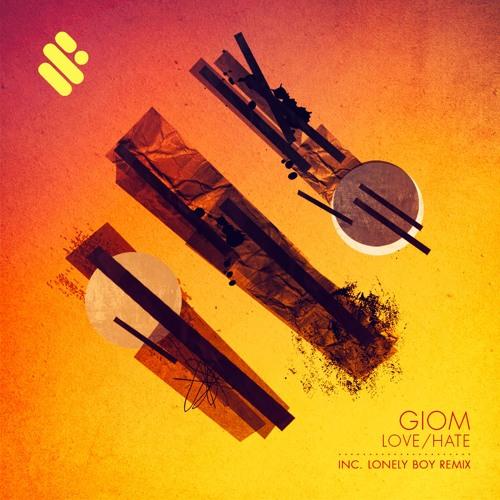 Giom - Love / Hate (Lonely Boy's Black and White Mix) [Supremus Records] [MI4L.com]