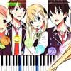 Gamers! OP - GAMERS! [Piano Version], ゲーマーズ!【ピアノ】